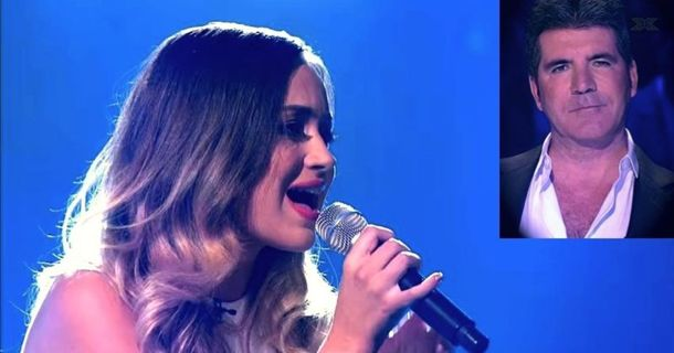 She's Got The X-Factor: 17-Year-Old Singer Will Send Chills Down Your Spine